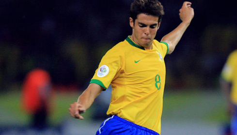 Kaka in action