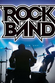 Rock Band - Micah's latest Xbox game