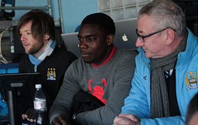 Micah Tweets for @MCFC