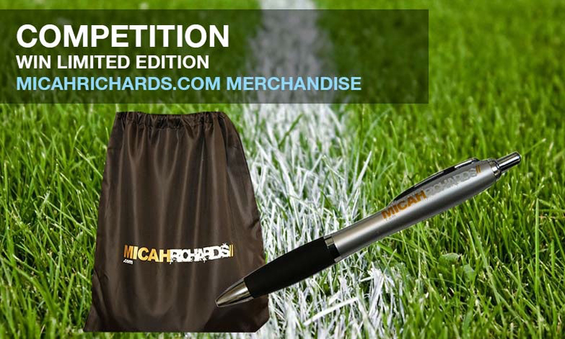 MicahRichards.com Merchandise