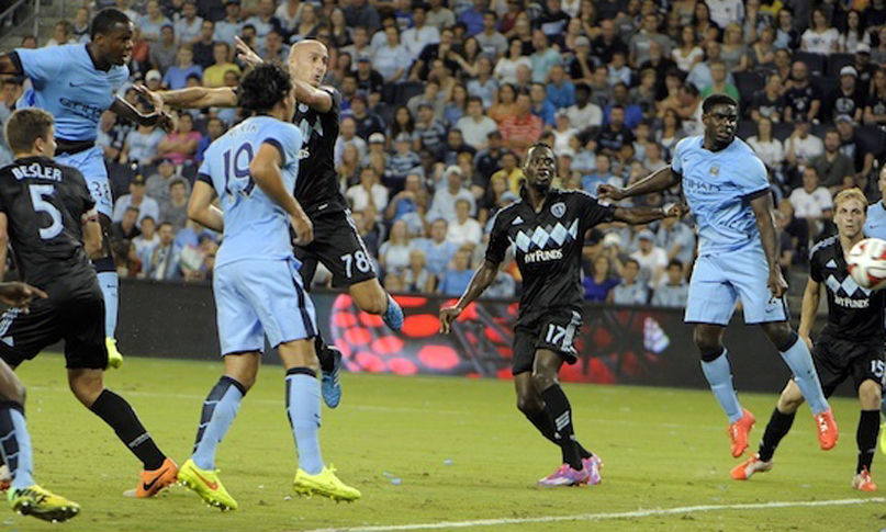 Sporting Kansas City v Manchester City