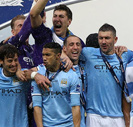 League Cup Win
