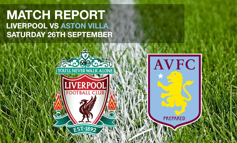 Liverpool vs Aston Villa