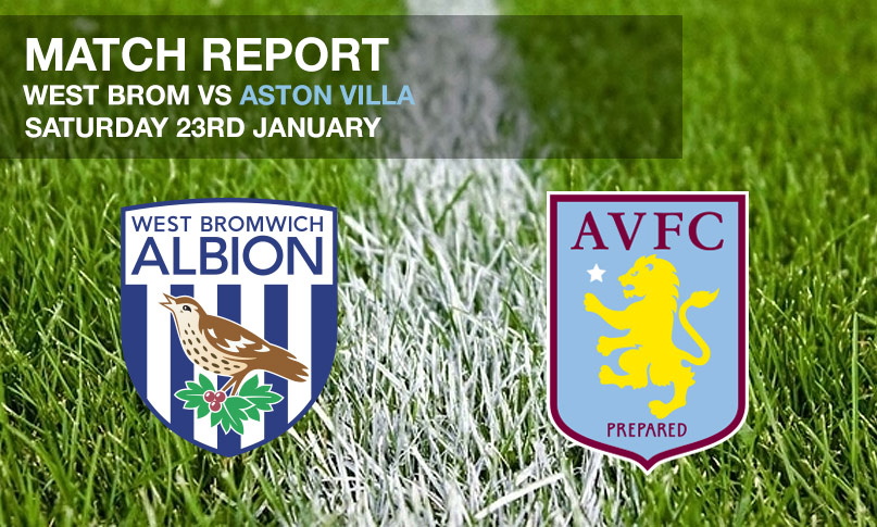 West Brom vs Aston Villa
