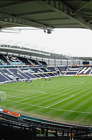 KC Stadium in Hull